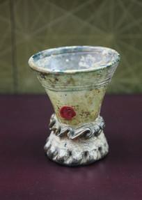 古西亚盘丝纹玻璃杯