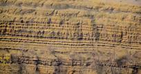 黄色砂岩石纹理背景图