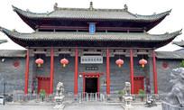 洛阳古建筑摄影图片