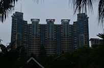 高楼大夏建筑