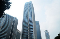 高楼大夏建筑风景图片