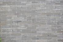 青砖白灰墙背景图