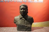 女红军雕塑