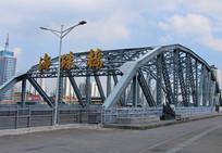广州海珠桥特写