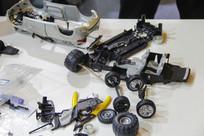 模型汽车组装