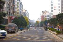 社区里的斜坡马路