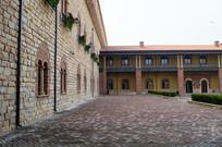意大利式风格二层建筑