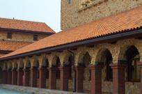 意大利式走廊建筑