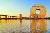 广州圆江景建筑风景图片