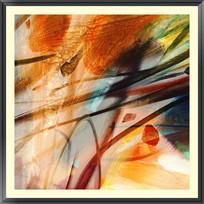 爆款抽象油画图片