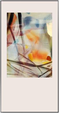 抽象油画现代