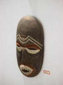 馆藏宗教面具