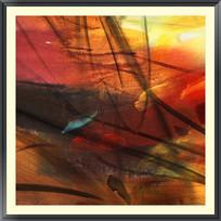 装饰画抽象油画