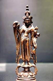 元代观音菩萨像