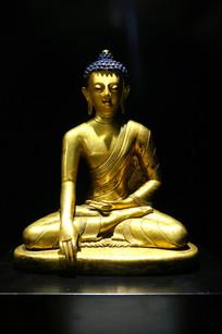 10世纪幼年佛像雕