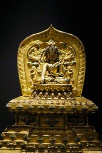 14世纪释迦牟尼佛像