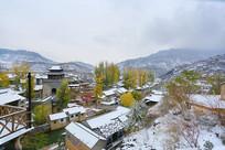 古北水鎮雪景