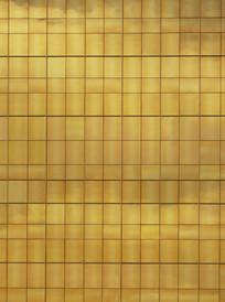 金色网格外墙