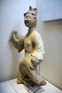 汉代人物俑