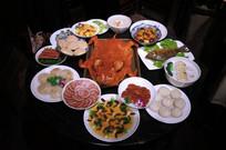 清代四川的满汉全席宴