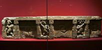 5世纪神庙雕像建筑构件