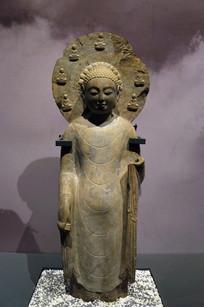 北齐石佛像