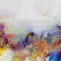 高清抽象油画
