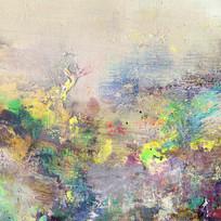 简约现代抽象油画装饰画无框画