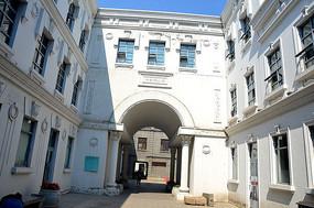 哈尔滨老道外艺术建筑