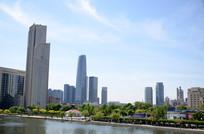 天津城市建筑