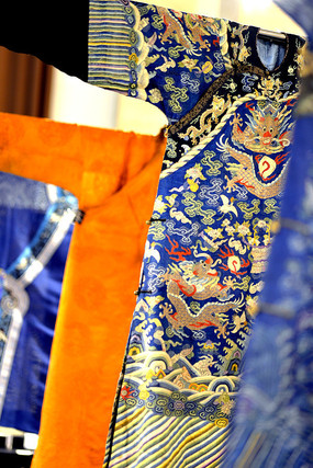 古代服装花纹