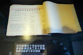 工作纪念册模板