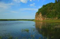 额尔古纳河自然风光