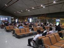 首都机场T3航站楼候机厅