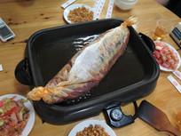 特色巫山烤鱼