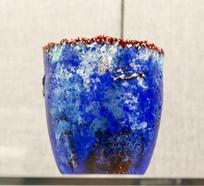 毛利人制玻璃杯