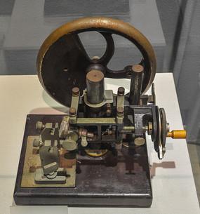 文物近代德国微型手动制表冲压机