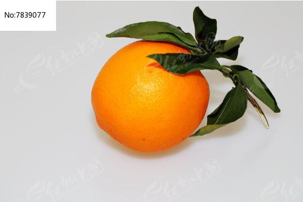柚子水果特写图片