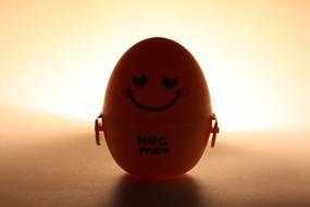 鸡蛋喜糖盒