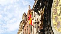 欧洲教堂外立面