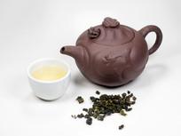台湾高山茶和茶汤