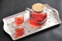 洛神花香茶