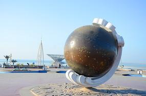 星海广场风景