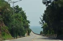 海边的马路
