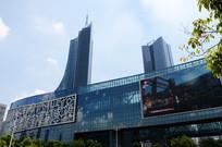安徽广电大厦玻璃建筑
