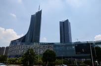 安徽广电大厦建筑造型