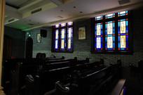 基督教堂内景