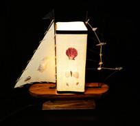 一帆风顺造型灯具
