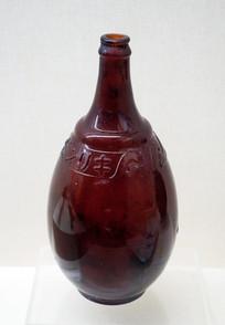 玻璃酒瓶抗战时期