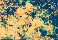 抽象油画色彩背景